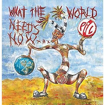 Offentlige Image Ltd - hvad the verden har brug for nu [CD] USA import