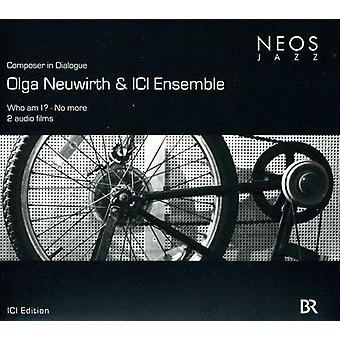 Meiwortj.Olga & Ici Ensemble - komponist i dialog-hvem er jeg? / nej flere [CD] USA importerer