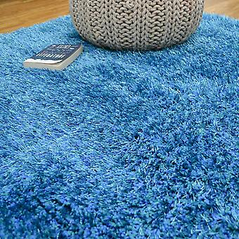 Love Shaggy Rugs In Blue
