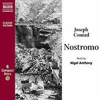 Joseph Conrad - Nostromo [CD] USA import