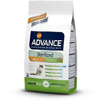Advance Sterilized Turkey and Barley (Cats , Cat Food , Dry Food)