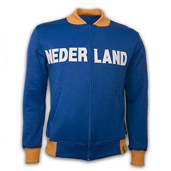 Holland 1960\'s Retro Jacket polyester / cotton