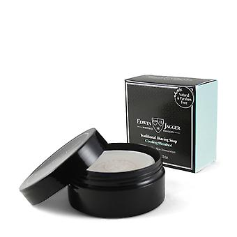 Edwin Jagger Traditional Shaving Soap Cooling Menthol 65g