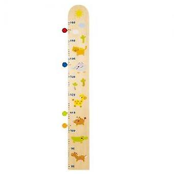 Goki Meter Chart Jungle Baby Animals