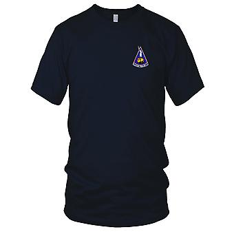 Fuerza aérea de la USAF - 354th Tactical Fighter Squadron bordado parche - señoras T Shirt