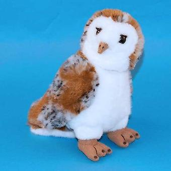 Dowman Barn Owl Soft Toy 25cm (RB69)