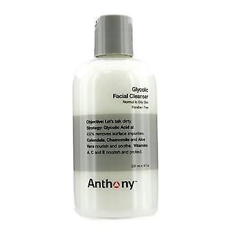 Anthony Logistics For Men Glycolic Facial Cleanser - For Normal/ Oily Skin 237ml/8oz
