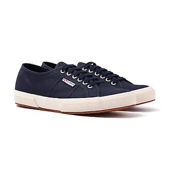 Superga 2750 Cotu Classic Navy Canvas Trainers