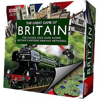 Ideal das große Spiel von Großbritannien