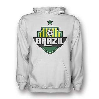 Brazil Country Logo Hoody (yellow)