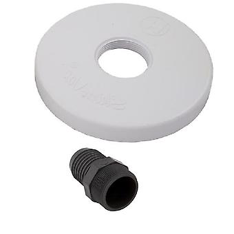 Hayward SP11051 Skimmer Vacuum Plate with Hose Straight Adapter