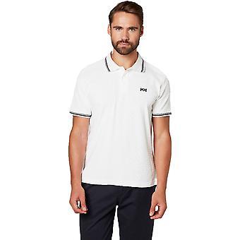 Helly Hansen Mens KOS Short Sleeve Casual Quick Drying Polo T Shirt