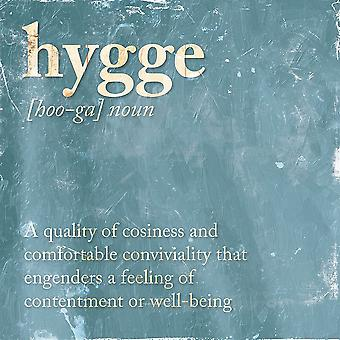 Hygge Poster Print by Jace Grey