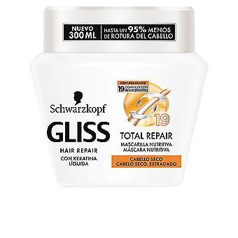 Schwarzkopf Gliss Total Repair maska 300 Ml dla kobiet