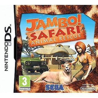 Jambo! Safari (Nintendo DS)