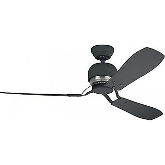 Plafond Fan Hunter INDUSTRIE II 132 cm/52 inch grafiet