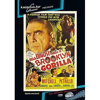 Bela Lugosi Meets a Brooklyn Gorilla [DVD] USA import