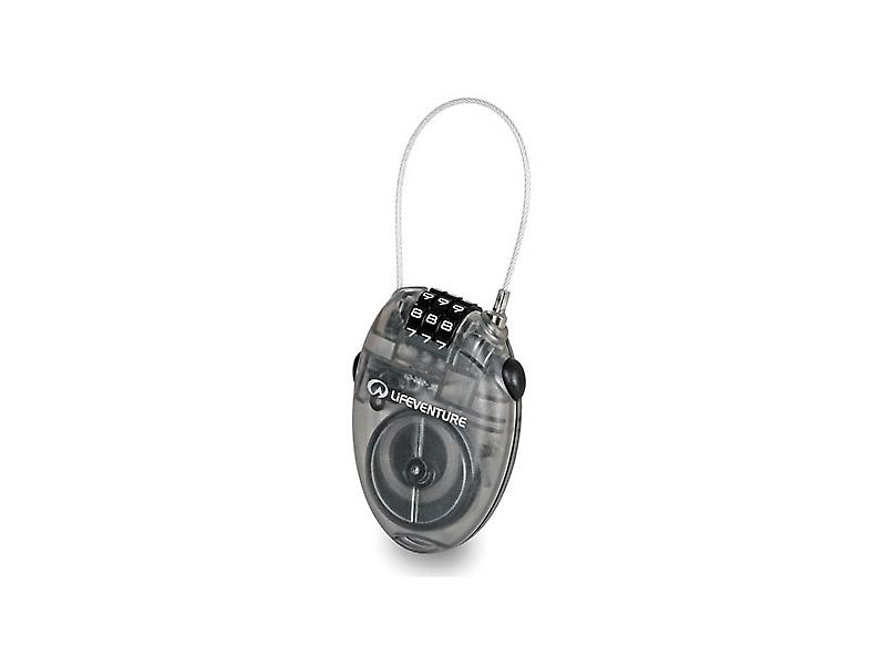 Lifeventure Security Mini Cable Lock (45x75x15mm)