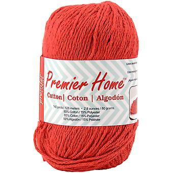Home Cotton Yarn - Solid-Cranberry