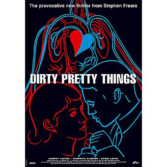 Locandina del film Dirty Pretty Things (11 x 17)