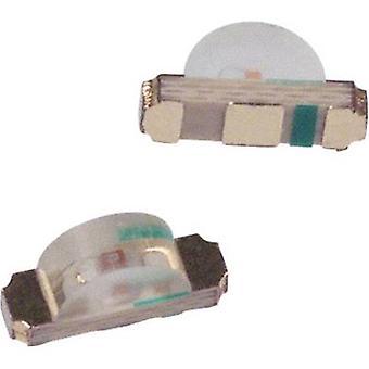 Broadcom HSMY-C110 SMD LED SMD 2 amarillo 8 mcd 130 ° 20 mA 2.1 V