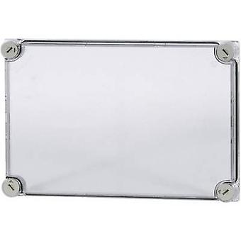 Tapa (L x W x H) 25 x 375 x 250 mm transparente Eaton D125-CI43 1 PC