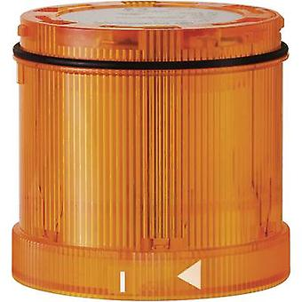 Signal tower component Werma Signaltechnik 643.300.55 Yellow Flash 24 Vdc WERMA KombiSign 71