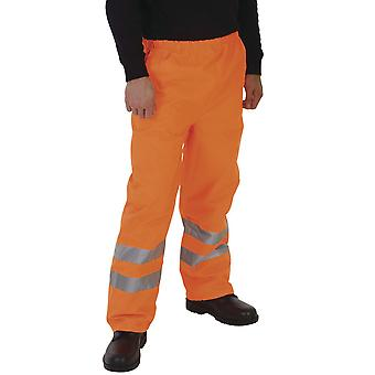 Yoko Hi-Vis Waterproof Contractor Trs-HVS462-3M