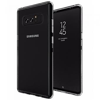 SAMSUNG GALAXY NOTE 8 SKECH CRYSTAL SERIES CASE - CLEAR