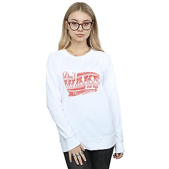 Drewbacca Women's Don't Wake Me Up Sweatshirt