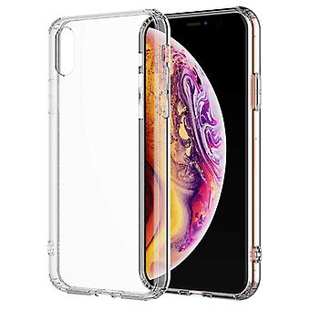iPhone Xs Max-Transparent silicone skins
