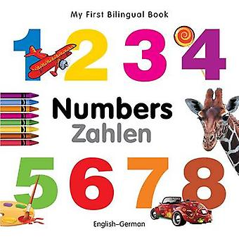 My First Bilingual Book  Numbers 9781840595420 by Milet Publishing