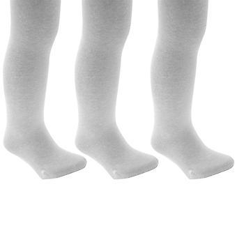 Miss Fiori børn 3 Pack almindelig strømpebukser spædbarn piger varme fodtøj tilbehør
