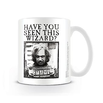 Harry Potter Mug Wanted Have You Seen This Wizard Official New White Boxed