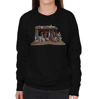 Original Stormtrooper Christmas Stormtivity Women's Sweatshirt