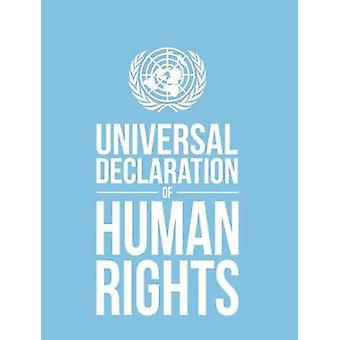 Universal Declaration of Human Rights by United Nations Publications