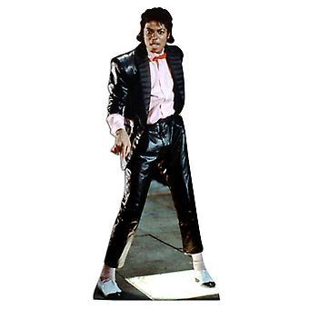 Michael Jackson Lifesize papelão recorte / cartaz