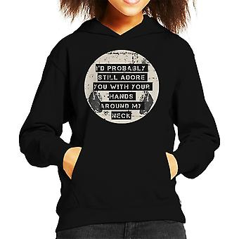 Alex Turner 505 Song Lyrics Kind das Sweatshirt mit Kapuze