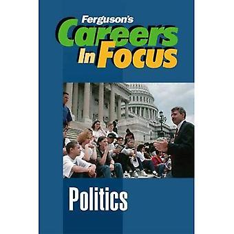 Politics (Ferguson's Careers in Focus)