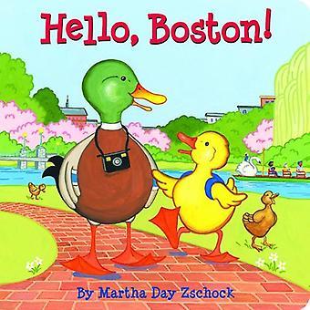 Hello, Boston! (Boston