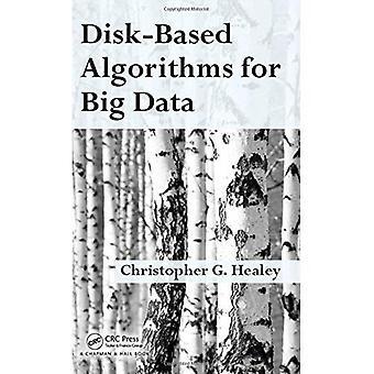 Diskbasert algoritmer for store Data