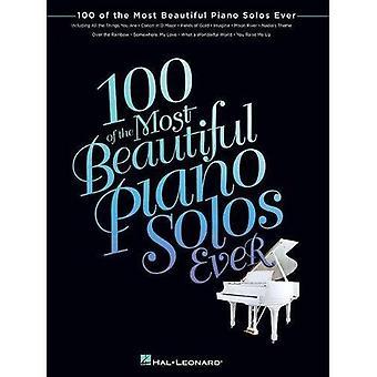 100 der schönsten Klaviersoli je