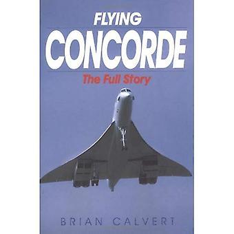 Vuelo Concorde: La historia completa