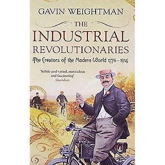Teollisuuden vallankumouksellisia: Luominen nykymaailmassa 1776-1914