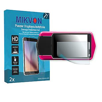 Casio Exilim EX-TR150 Screen Protector - Mikvon Armor Screen Protector (Retail Package with accessories)