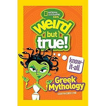 Weird But True! Know-It-All: Greek Mythology� (Weird but True) (Weird but True)