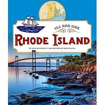 Rhode Island (U.S.A. Travel� Guides)