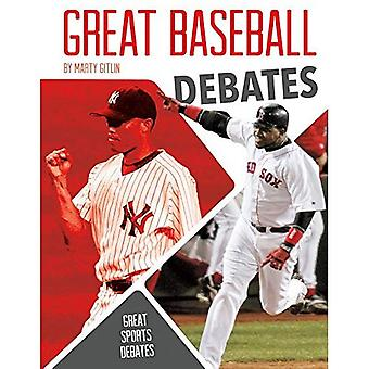 Great Baseball Debates (Great Sports Debates)