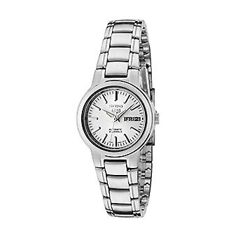 Seiko Automatic Analog Unisex Adult with stainless steel strap SYMK13K1