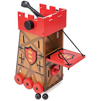 Le Toy Van Traditional Toys Siege Tower